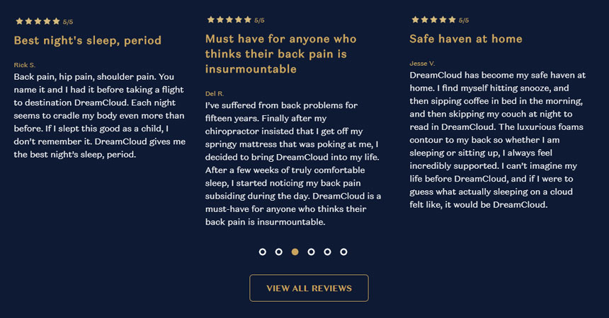 Reviews On The Dreamcloud Mattress Pad