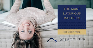 DreamCloud Mattress For Backpain